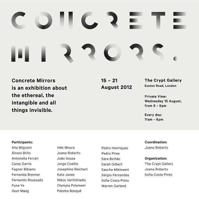 Concrete-Mirrors